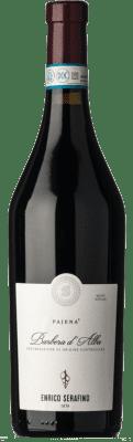 14,95 € Free Shipping | Red wine Enrico Serafino D.O.C. Barbera d'Alba Piemonte Italy Barbera Bottle 75 cl