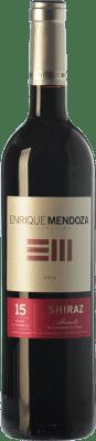 Vin rouge Enrique Mendoza Joven D.O. Alicante Communauté valencienne Espagne Syrah Bouteille 75 cl
