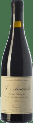 17,95 € Envoi gratuit | Vin rouge Envínate Amarela Parcela Valdemedel Crianza D.O. Ribera del Guadiana Estrémadure Espagne Tinta Amarela Bouteille 75 cl
