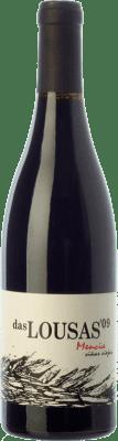 11,95 € Envío gratis | Vino tinto Envínate Das Lousas Crianza D.O. Ribeira Sacra Galicia España Mencía Botella 75 cl