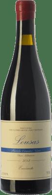23,95 € Envoi gratuit | Vin rouge Envínate Lousas Parcela Camiño Novo Crianza D.O. Ribeira Sacra Galice Espagne Mencía, Grenache Tintorera Bouteille 75 cl