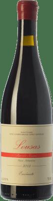23,95 € Envoi gratuit | Vin rouge Envínate Lousas Parcela Seoane Crianza D.O. Ribeira Sacra Galice Espagne Mencía, Grenache Tintorera, Merenzao Bouteille 75 cl
