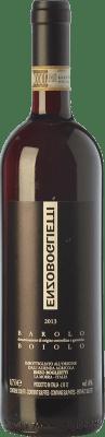 37,95 € Free Shipping | Red wine Enzo Boglietti Boiolo D.O.C.G. Barolo Piemonte Italy Nebbiolo Bottle 75 cl