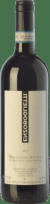 14,95 € Free Shipping | Red wine Enzo Boglietti D.O.C.G. Dolcetto d'Alba Piemonte Italy Dolcetto Bottle 75 cl