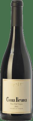 25,95 € Free Shipping | Red wine Espelt Coma Bruna Crianza D.O. Empordà Catalonia Spain Syrah, Carignan, Marcelan Bottle 75 cl