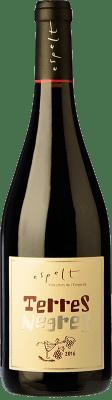 14,95 € Free Shipping | Red wine Espelt Terres Negres Crianza D.O. Empordà Catalonia Spain Carignan Bottle 75 cl
