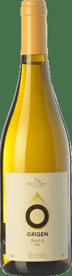 9,95 € Envoi gratuit | Vin blanc Esteve i Gibert Origen D.O. Penedès Catalogne Espagne Xarel·lo Bouteille 75 cl