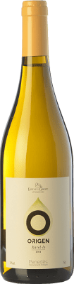 11,95 € Free Shipping | White wine Esteve i Gibert Origen D.O. Penedès Catalonia Spain Xarel·lo Bottle 75 cl