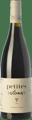 8,95 € Kostenloser Versand | Rotwein Estones Petites Joven D.O. Montsant Katalonien Spanien Grenache, Carignan Flasche 75 cl