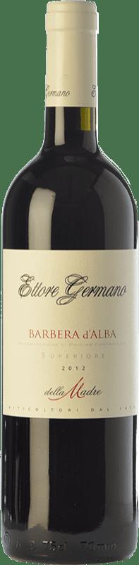 19,95 € Free Shipping | Red wine Ettore Germano della Madre D.O.C. Barbera d'Alba Piemonte Italy Barbera Bottle 75 cl