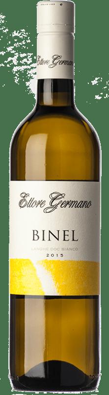 17,95 € Envoi gratuit   Vin blanc Ettore Germano Binel D.O.C. Langhe Piémont Italie Chardonnay, Riesling Bouteille 75 cl