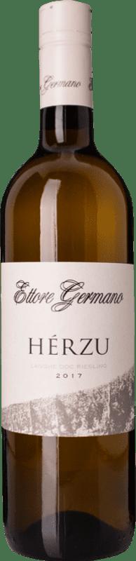 24,95 € Envoi gratuit   Vin blanc Ettore Germano Herzu D.O.C. Langhe Piémont Italie Riesling Bouteille 75 cl