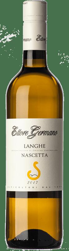 16,95 € Envoi gratuit   Vin blanc Ettore Germano D.O.C. Langhe Piémont Italie Nascetta Bouteille 75 cl