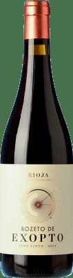 7,95 € Envoi gratuit | Vin rouge Exopto Bozeto Joven D.O.Ca. Rioja La Rioja Espagne Tempranillo, Grenache, Graciano Bouteille 75 cl