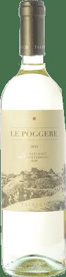 7,95 € Free Shipping | White wine Falesco Le Poggere D.O.C. Est! Est! Est! di Montefiascone Lazio Italy Trebbiano, Malvasia del Lazio, Roscetto Bottle 75 cl