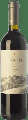 8,95 € Free Shipping | Red wine Falesco Le Pòggere I.G.T. Lazio Lazio Italy Cabernet Sauvignon, Sangiovese Bottle 75 cl
