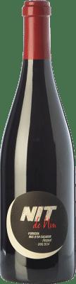 78,95 € Envío gratis | Vino tinto Nin-Ortiz Nit Mas d'en Caçador Crianza D.O.Ca. Priorat Cataluña España Cariñena, Garnacha Peluda Botella 75 cl