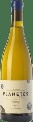 31,95 € Envío gratis | Vino blanco Nin-Ortiz Planetes Blanc Crianza D.O.Ca. Priorat Cataluña España Cariñena Blanca Botella 75 cl