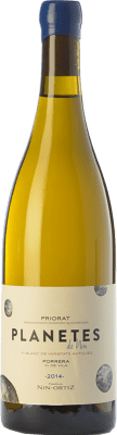 31,95 € Free Shipping | White wine Nin-Ortiz Planetes Blanc Crianza D.O.Ca. Priorat Catalonia Spain Carignan White Bottle 75 cl
