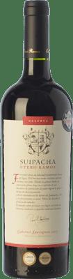 32,95 € Free Shipping | Red wine Otero Ramos Suipacha Reserva I.G. Mendoza Mendoza Argentina Cabernet Sauvignon Bottle 75 cl