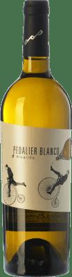 13,95 € Free Shipping | White wine Family Owned Pedalier D.O. Rías Baixas Galicia Spain Albariño Bottle 75 cl