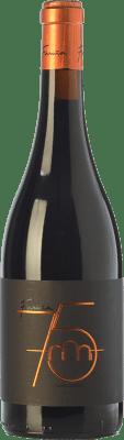 19,95 € Free Shipping | Red wine Fariña 75 Aniversario Crianza D.O. Toro Castilla y León Spain Tinta de Toro Bottle 75 cl