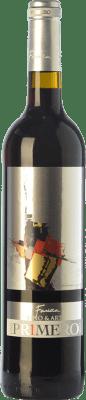 6,95 € Envío gratis | Vino tinto Fariña Primero Joven D.O. Toro Castilla y León España Tinta de Toro Botella 75 cl