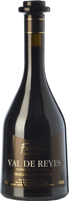 16,95 € Free Shipping | Sweet wine Fariña Val de Reyes I.G.P. Vino de la Tierra de Castilla y León Castilla y León Spain Tempranillo Bottle 75 cl | Thousands of wine lovers trust us to get the best price guarantee, free shipping always and hassle-free shopping and returns.