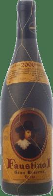 29,95 € Envoi gratuit | Vin rouge Faustino I Gran Reserva 2008 D.O.Ca. Rioja La Rioja Espagne Tempranillo, Graciano, Mazuelo Bouteille 75 cl