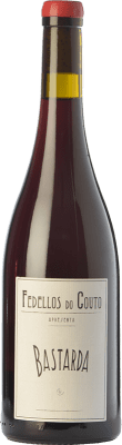 27,95 € Free Shipping | Red wine Fedellos do Couto Bastarda Crianza D.O. Ribeira Sacra Galicia Spain Bastardo Bottle 75 cl