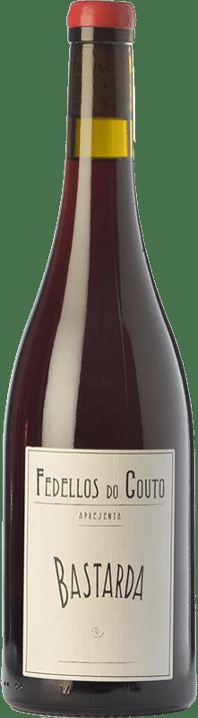 28,95 € Envoi gratuit | Vin rouge Fedellos do Couto Bastarda Crianza D.O. Ribeira Sacra Galice Espagne Bastardo Bouteille 75 cl