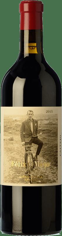 94,95 € Free Shipping | Red wine Callejo Viñedos de la Familia Crianza D.O. Ribera del Duero Castilla y León Spain Tempranillo Bottle 75 cl