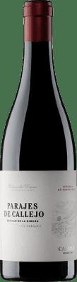 21,95 € Envoi gratuit | Vin rouge Callejo Crianza D.O. Ribera del Duero Castille et Leon Espagne Tempranillo Bouteille 75 cl