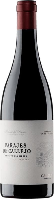 19,95 € Free Shipping | Red wine Callejo Crianza D.O. Ribera del Duero Castilla y León Spain Tempranillo Bottle 75 cl