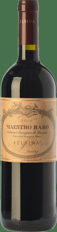 41,95 € Envío gratis | Vino tinto Fèlsina Maestro Raro I.G.T. Toscana Toscana Italia Cabernet Sauvignon Botella 75 cl
