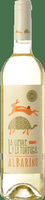 9,95 € Kostenloser Versand | Weißwein Fento La Liebre y la Tortuga D.O. Rías Baixas Galizien Spanien Albariño Flasche 75 cl