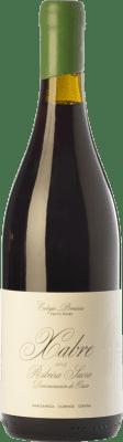 17,95 € Free Shipping | Red wine Fento Xabre Crianza D.O. Ribeira Sacra Galicia Spain Grenache, Mencía, Sousón, Juan García Bottle 75 cl
