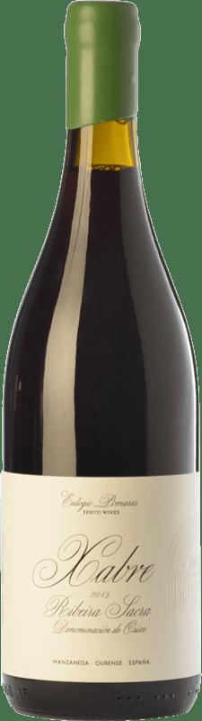 17,95 € Envoi gratuit | Vin rouge Fento Xabre Crianza D.O. Ribeira Sacra Galice Espagne Grenache, Mencía, Sousón, Juan García Bouteille 75 cl