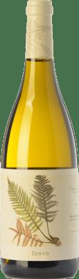 15,95 € Free Shipping | White wine Fento D.O. Rías Baixas Galicia Spain Godello, Loureiro, Treixadura, Albariño Bottle 75 cl