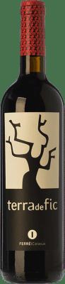 15,95 € Envío gratis | Vino tinto Ferré i Catasús Terra 1 Cep Joven D.O.Ca. Priorat Cataluña España Garnacha, Cariñena Botella 75 cl