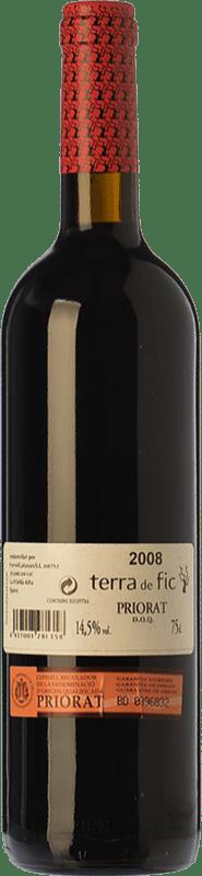 18,95 € Free Shipping | Red wine Ferré i Catasús Terra 1 Cep Joven 2010 D.O.Ca. Priorat Catalonia Spain Grenache, Carignan Bottle 75 cl