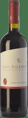 14,95 € Free Shipping | Red wine Ferruccio Deiana Sileno D.O.C. Cannonau di Sardegna Sardegna Italy Cannonau Bottle 75 cl