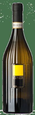 14,95 € Envío gratis | Vino blanco Feudi di San Gregorio Cutizzi D.O.C.G. Greco di Tufo Campania Italia Greco Botella 75 cl
