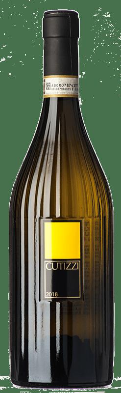 14,95 € Free Shipping | White wine Feudi di San Gregorio Cutizzi D.O.C.G. Greco di Tufo Campania Italy Greco Bottle 75 cl
