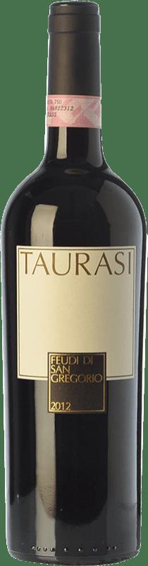 26,95 € Envoi gratuit | Vin rouge Feudi di San Gregorio D.O.C.G. Taurasi Campanie Italie Aglianico Bouteille 75 cl