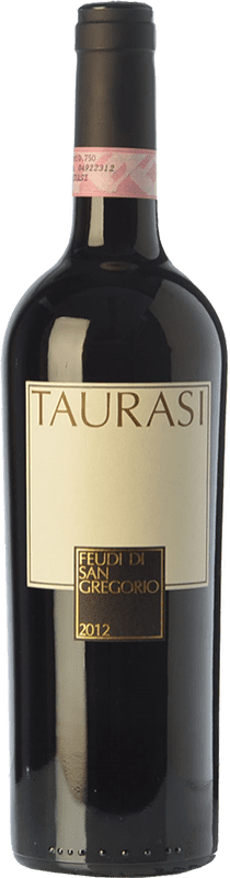 26,95 € Envío gratis | Vino tinto Feudi di San Gregorio D.O.C.G. Taurasi Campania Italia Aglianico Botella 75 cl