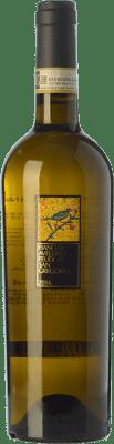15,95 € Free Shipping | White wine Feudi di San Gregorio D.O.C.G. Fiano d'Avellino Campania Italy Fiano Bottle 75 cl
