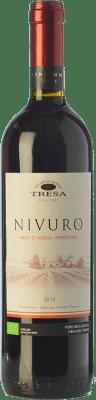 15,95 € Free Shipping | Red wine Feudo di Santa Tresa Nìvuro I.G.T. Terre Siciliane Sicily Italy Cabernet Sauvignon, Nero d'Avola Bottle 75 cl