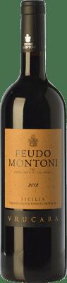 33,95 € Envoi gratuit   Vin rouge Feudo Montoni Vrucara I.G.T. Terre Siciliane Sicile Italie Nero d'Avola Bouteille 75 cl