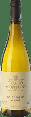 16,95 € Envoi gratuit   Vin blanc Feudo Montoni Catarratto del Masso I.G.T. Terre Siciliane Sicile Italie Catarratto Bouteille 75 cl